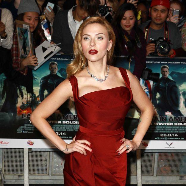 Scarlett Johansson revient sur son divorce avec Ryan Reynolds