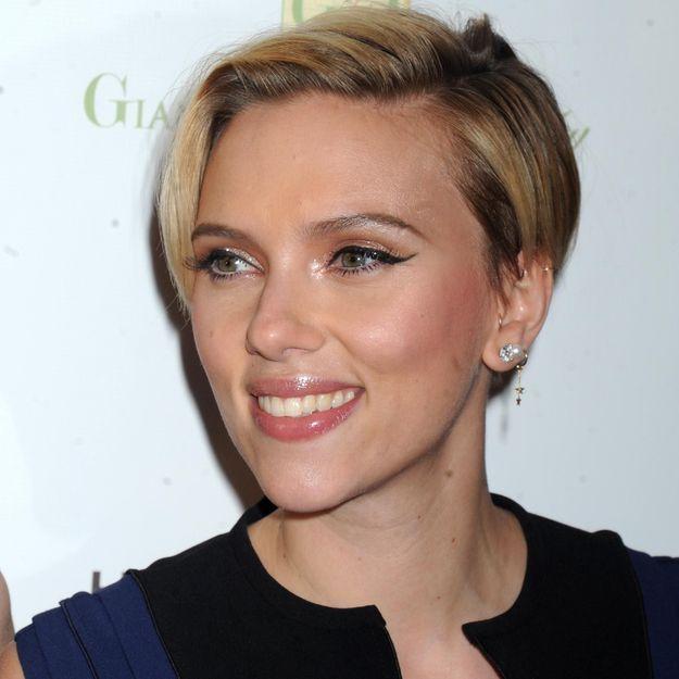 Scarlett Johansson se confie sur sa fille pour la première fois