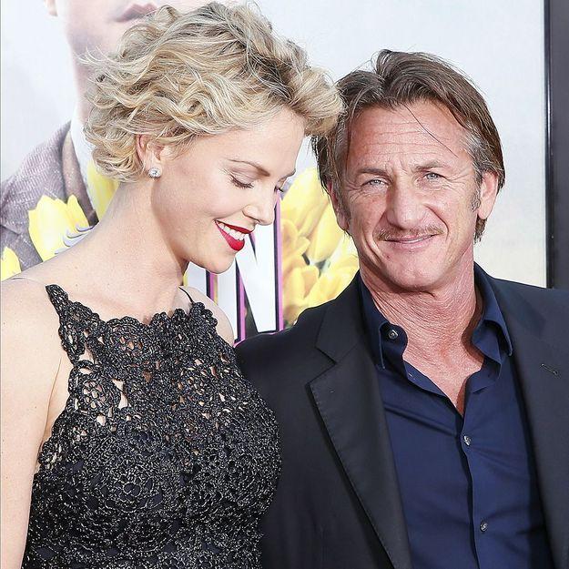 Sean Penn évoque son mariage avec Charlize Theron