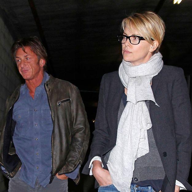 Sean Penn rencontre enfin la famille de Charlize Theron