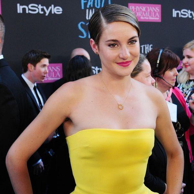 Shailene Woodley : ne la comparez pas à Jennifer Lawrence