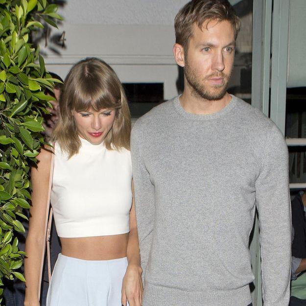 Taylor Swift et Calvin Harris: fin de leur histoire d'amour