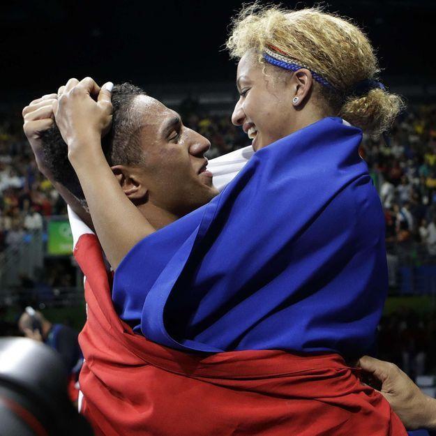 Tony Yoka et Estelle Mossely: après l'or, un mariage pour les champions français!