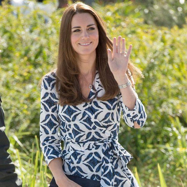 Tout le monde s'arrache la robe de Kate Middleton