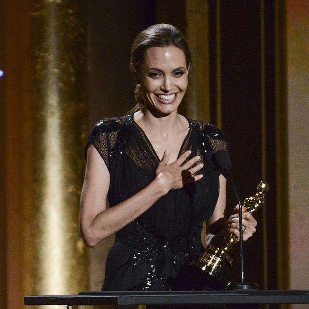 Un Oscar d'honneur pour Angelina Jolie
