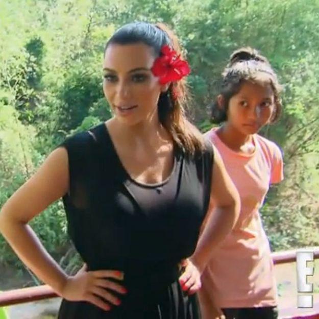 Une jeune Thaïlandaise a refusé d'être adoptée par Kim Kardashian