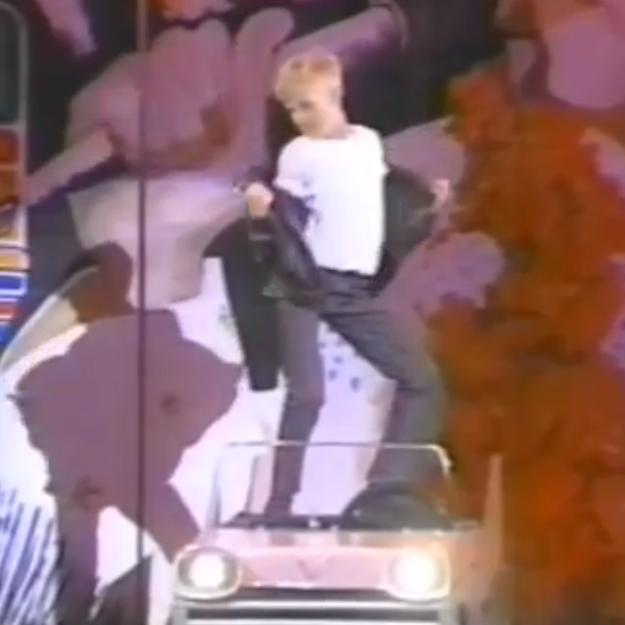 Vidéo : à 12 ans, Ryan Gosling avait un sacré déhanché !