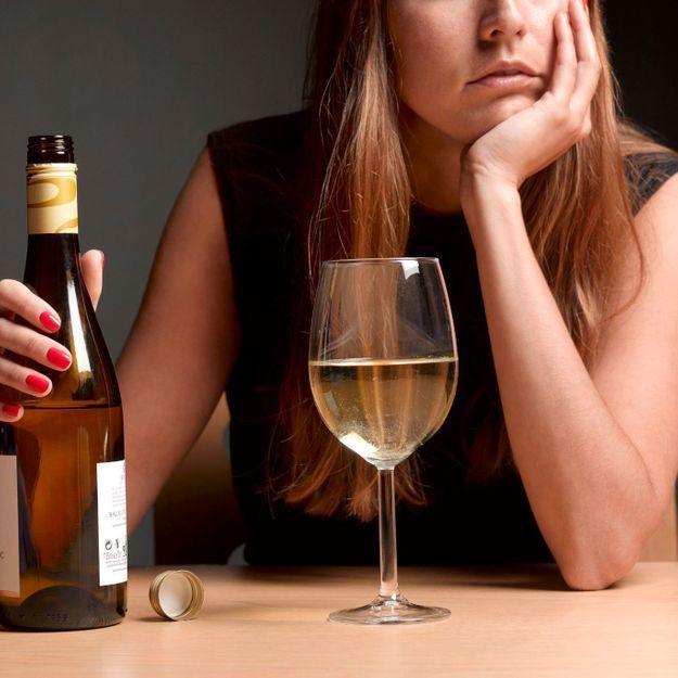 Alcool, paroles de femmes