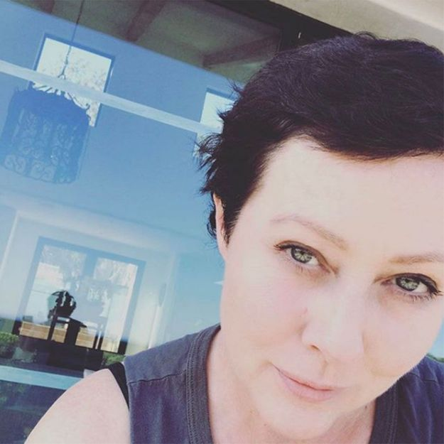 Shannen Doherty : «J'ai trouvé une forme de beauté dans mon cancer»