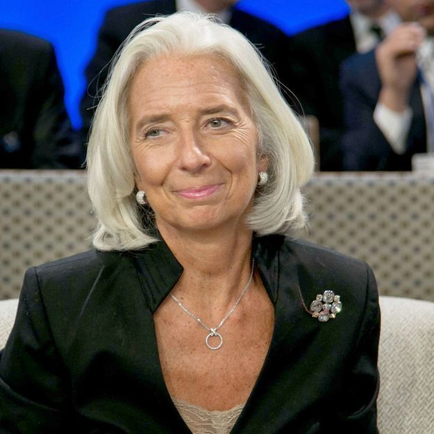 Les conseils « Girl Power » de Christine Lagarde