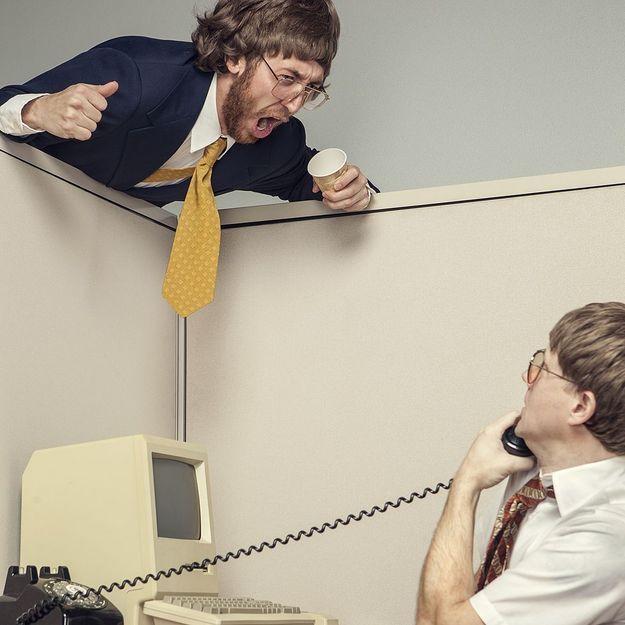 Près d'un salarié sur deux gêné par le comportement de ses collègues
