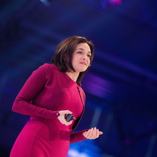Sheryl Sandberg : « Nous avons besoin du féminisme »