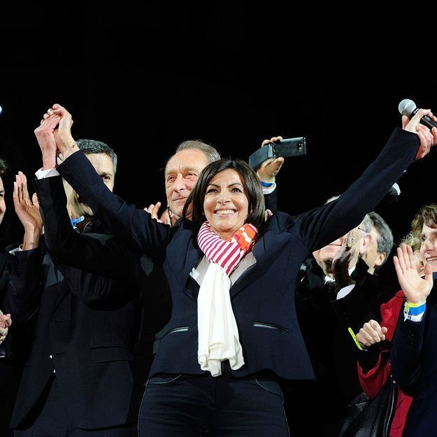 Les femmes de la semaine: Anne Hidalgo est la première femme maire de Paris