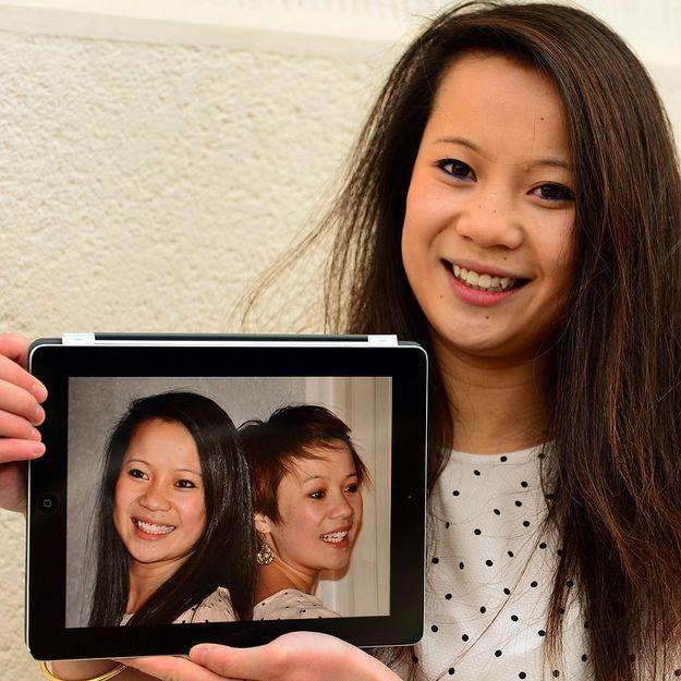 22 ans après, des jumelles se retrouvent grâce à Facebook