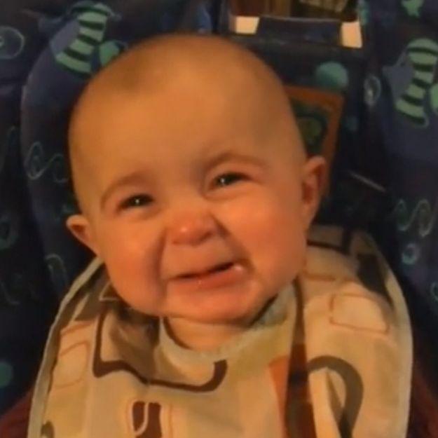 5 millions d'internautes craquent pour un bébé en larmes