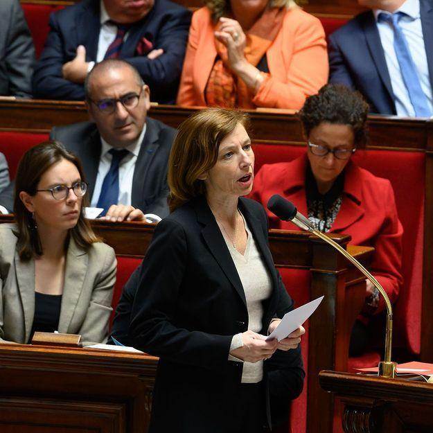 À l'Assemblée nationale, la loi du sexisme