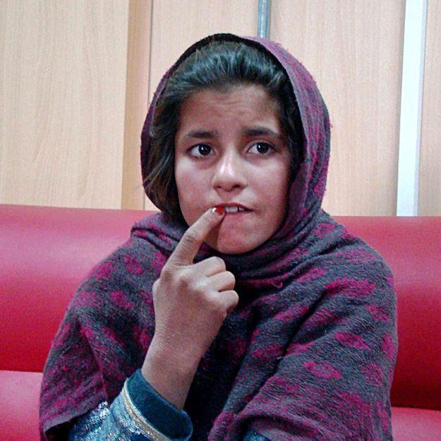 Afghanistan : une kamikaze présumée de 10 ans arrêtée