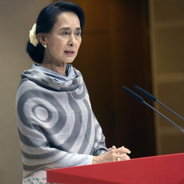 Angela Merkel peut comprendre le combat d'Aung San Suu Kyi