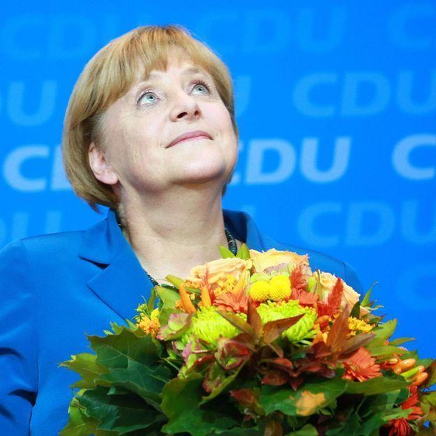 Angela Merkel réélue pour un troisième mandat