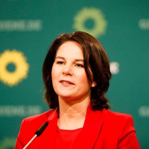 Annalena Baerbock, l'espoir vert allemand à la succession de Merkel