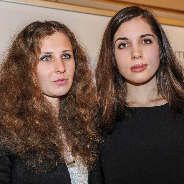 Après leur emprisonnement, les Pussy Riot veulent être indemnisées