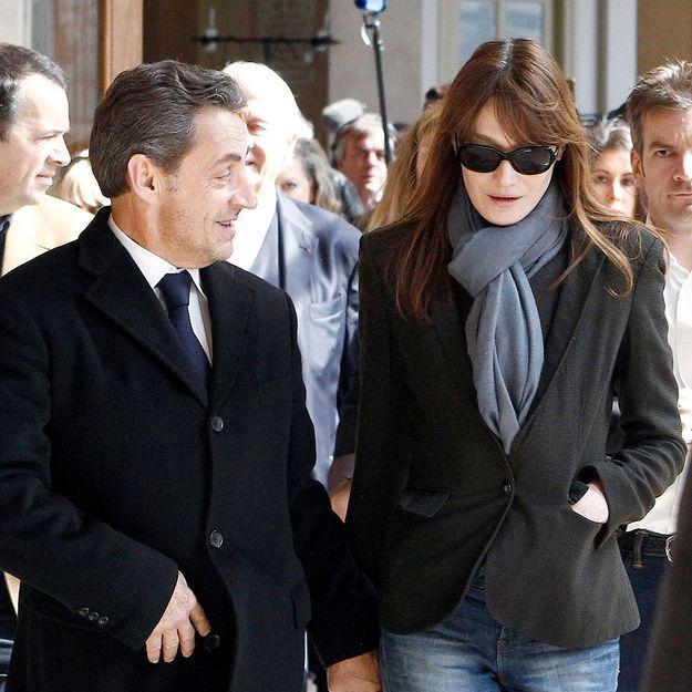Carla Bruni, opposée au retour politique de Nicolas Sarkozy?
