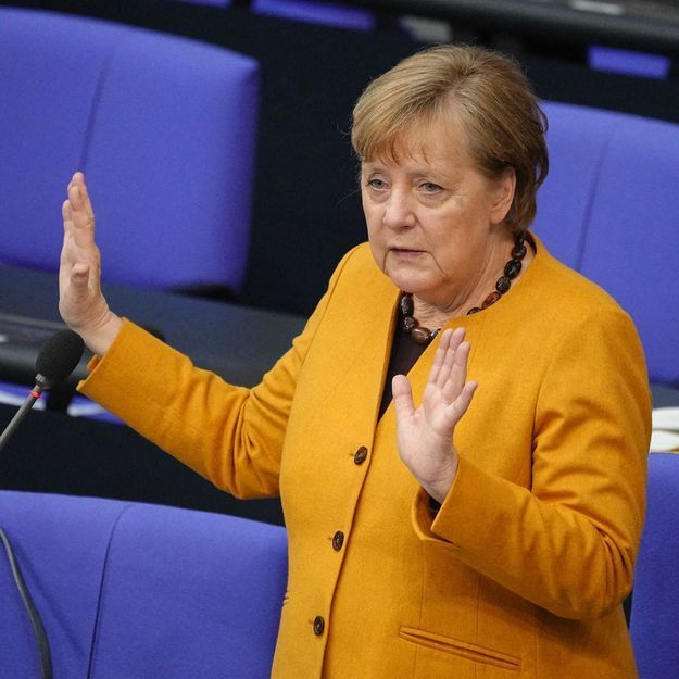« Cette erreur est mon erreur » : la leçon d'humilité d'Angela Merkel face au Covid-19