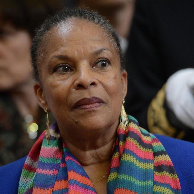 Christiane Taubira à nouveau visée par des insultes racistes