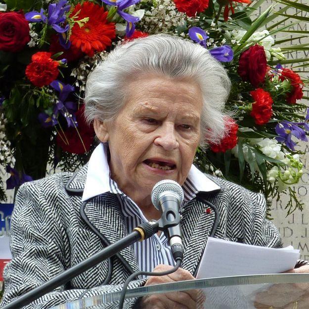 Décès de Noëlla Rouget, résistante et déportée qui avait fait gracier son bourreau