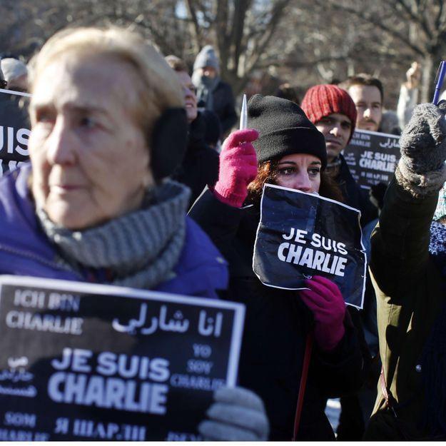 Des milliers de manifestants déjà présents Place de la République