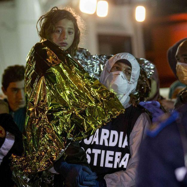 Drame des migrants : qui est Regina Catrambone, la millionnaire philanthrope