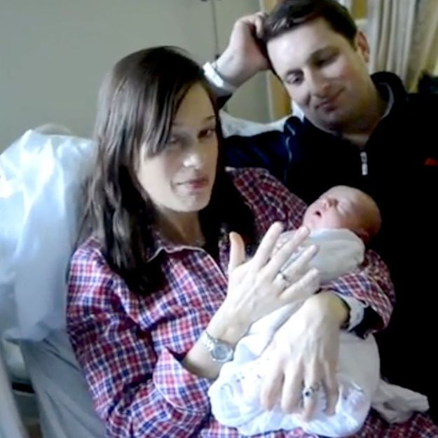 Elle donne naissance à sa fille dans les rues de New York