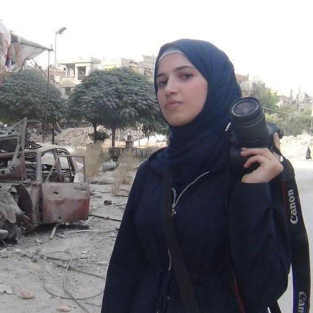 En un clic, aidez les Syriennes à devenir journalistes