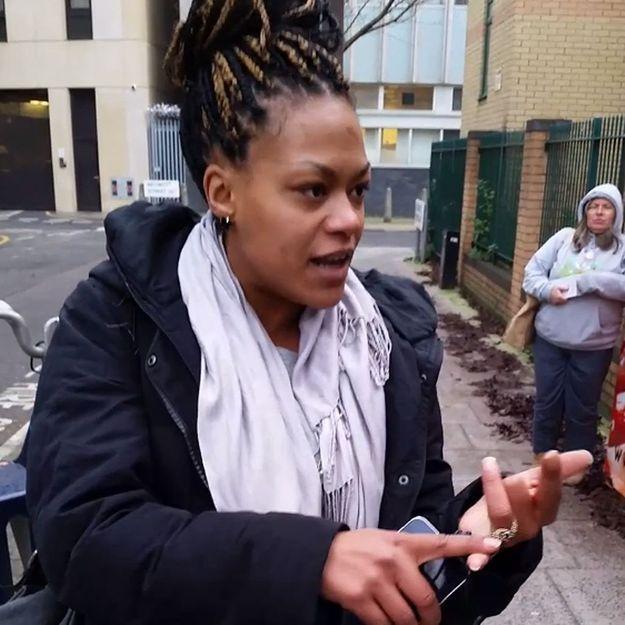Enceinte, elle s'en prend à des manifestants anti-avortement en Angleterre