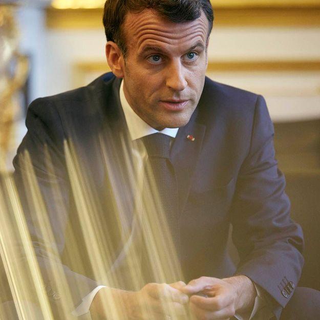 Entretien exclusif – Emmanuel Macron : « Je ne vais pas changer de Premier ministre »