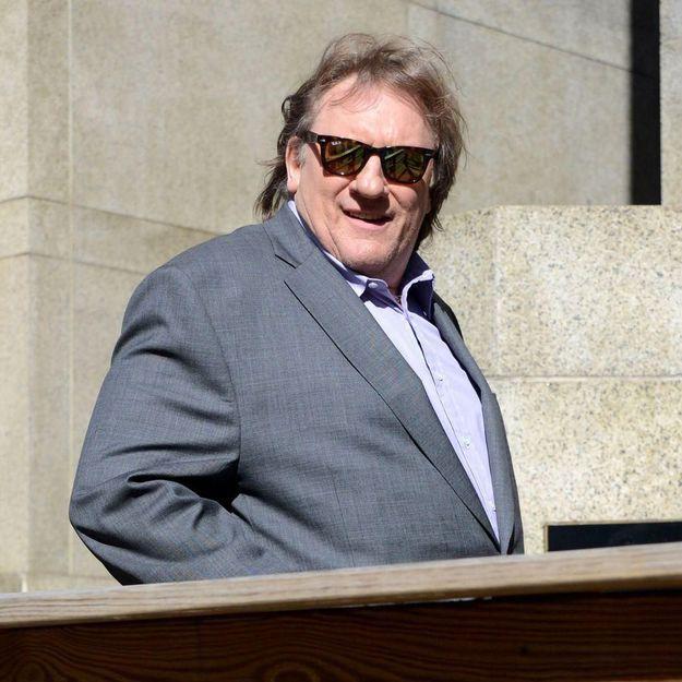 Gérard Depardieu fustige Anne Sinclair et DSK