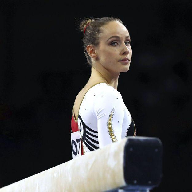 Gymnastique : une combinaison interpelle sur la sexualisation des corps