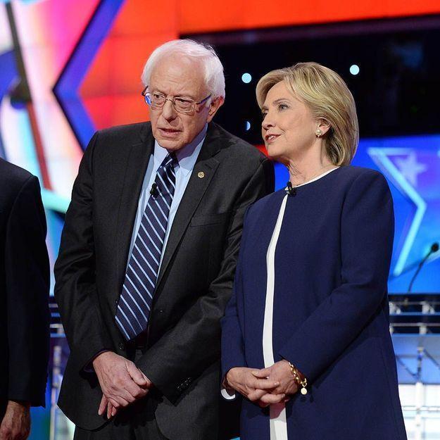 Hillary Clinton s'impose lors du débat démocrate