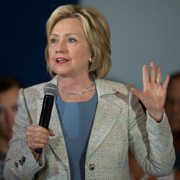 Hillary Clinton sur le port d'arme : « Quelque chose va très mal »