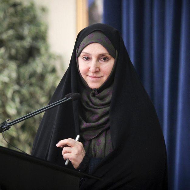 Iran: Marzieh Afkham devient la première femme ambassadrice