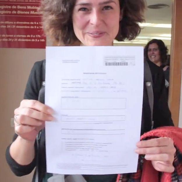 IVG: les Espagnoles, attestées propriétaires de leurs corps