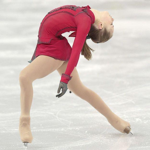 JO de Sotchi : Julia Lipnitskaia 15 ans, icône de la Russie
