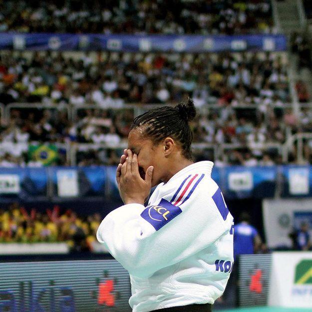Judo: Lucie Décosse a disputé son dernier combat