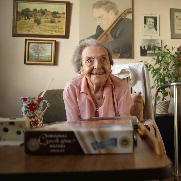 Un hommage aux Oscars pour la dernière survivante de la Shoah ?