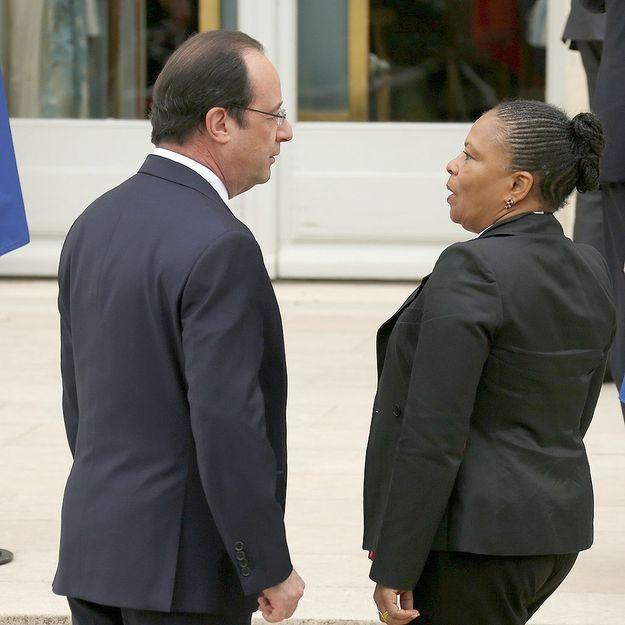 La réforme pénale, objet de tension entre Christiane Taubira et François Hollande ?