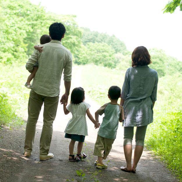 Le boom des familles recomposées