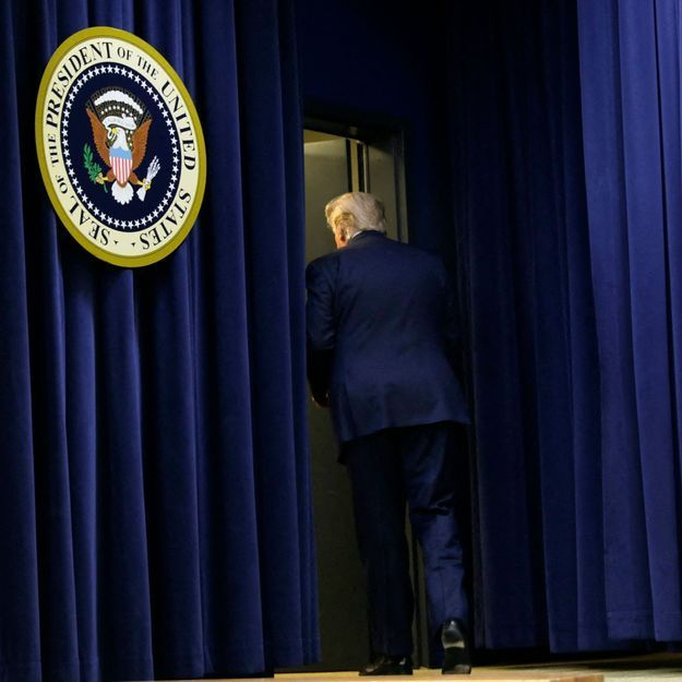 Le compte de Donald Trump reste suspendu sur Facebook et Instagram