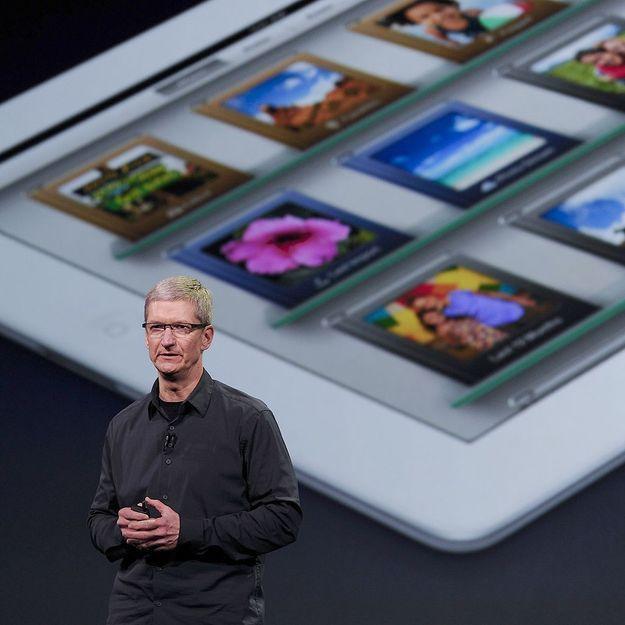 Le PDG d'Apple se dit «fier d'être homosexuel» dans une lettre