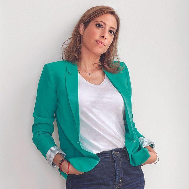 Léa Salamé : « J'ai mis du temps à oser dire non, à ne pas être celle qui s'efface »