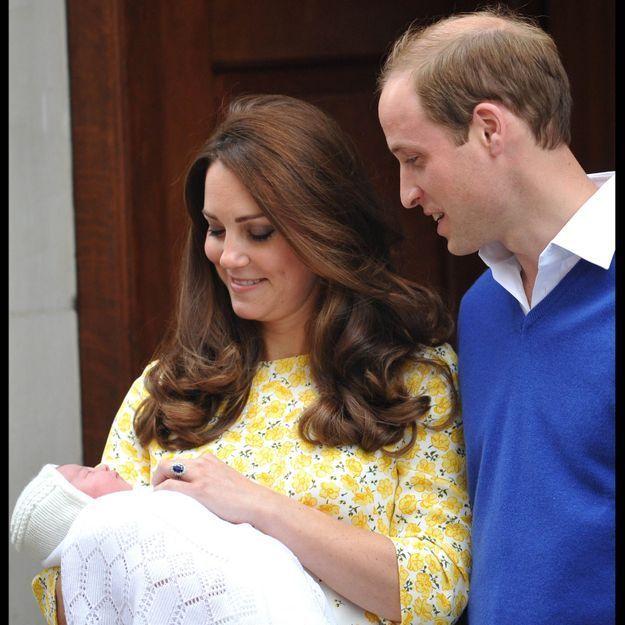 Les 7 infos de la semaine : Londres accueille Charlotte Elizabeth Diana